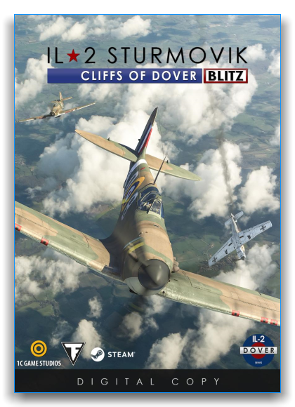 IL-2 Sturmovik: Cliffs of Dover - Blitz Edition (1C Company) (RUS/ENG) [RePack] by xatab