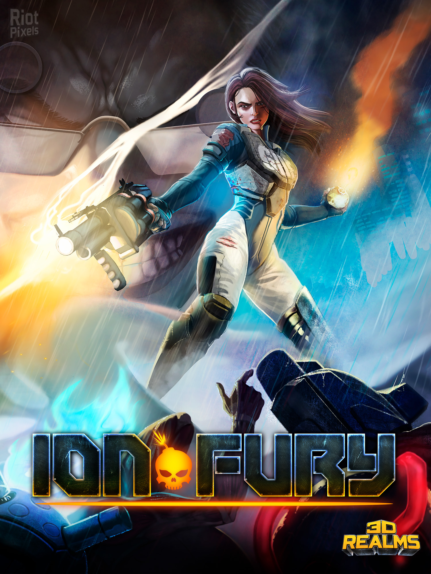 Ion Fury [GOG] (2019) PC | Лицензия