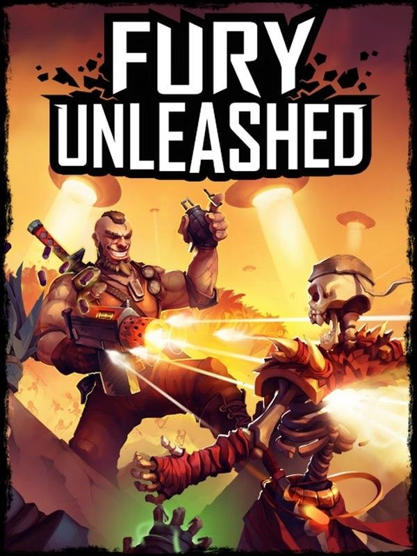 Fury Unleashed [GOG] (2020) PC | Лицензия